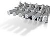 advanced gyrojet 001a suppressed 3d printed