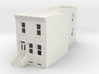 N scale Row House fixed 3d printed