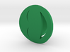 Smile/Laughing Ring Size 8, 18.1 mm 3d printed