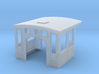Cab for ON 30 Bachmann 2 6 0 S Scale 1/64  3d printed