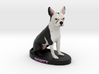 Custom Dog Figurine - Monty 3d printed