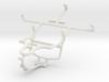 Controller mount for PS4 & Karbonn A27 Retina 3d printed