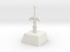 Cherry MX Sword keycap 3d printed