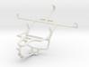 Controller mount for PS4 & Lenovo A830 3d printed