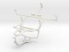 Controller mount for PS4 & Motorola Photon Q 4G LT 3d printed