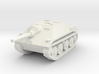 10mm Hetzer tank hunter 3d printed