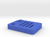 Google Docs Icon (size: Tiny) for Keychain, Charm  3d printed