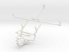 Controller mount for PS4 & Prestigio MultiPad 7.0  3d printed