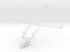 Controller mount for PS3 & Prestigio MultiPad 9.7  3d printed