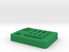 Google Sheets Icon (size: Tiny) for Keychain / Cha 3d printed