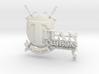 Titan Solutions Emblem 3d printed