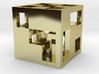 cube_01 3d printed
