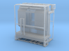 NS Caboose parts for 40' box car -  O scale 3d printed