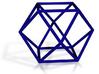 Buckminster Fuller's 'Vector Equilibrium' 3d printed