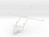 Controller mount for PS4 & Samsung Google Nexus 10 3d printed