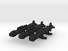NuBlazers Ruskin Frigate Group - Fleetscale 3d printed