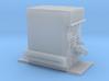 Philadelphia City Pumper pump section 1/87 3d printed