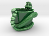 The Snake. Espresso coffee cup  3d printed