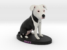 Custom Dog Figurine - Shay 3d printed