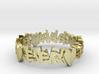 Ring.genevra 2.11 Sz7 17.35mm 3d printed