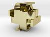 KKB Block Pendant  Version 1 3d printed