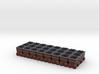 Game Piece, Power Grid, Coal Cart x24 3d printed