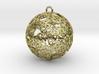 Ornament 30mm 3d printed