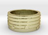 Dies irae Ring Size 12 3d printed