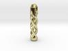 Tritium Lantern 2A Paracord (Silver/Brass/Plastic) 3d printed