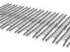 Steckleiter Teil B Alu 2fach Set 3d printed