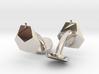 Asp mk II - Cufflinks (pair) 3d printed