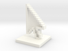 Mouse Pointer Icon 3d printed