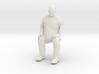 Big Guy Sitting 1/29 scale 3d printed