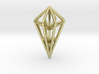 Diamond Frame 3d printed