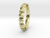 MODEUS Sea Designer Jewelry Ring 3d printed