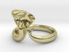 Cobrah ring size 14 3d printed