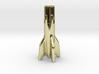 V2 Rocket Cigarette Stubber 3d printed