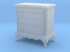 1:48 Queen Anne Dresser 3d printed