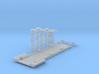 MILLENNIUM BOARDING RAMP MPC 3d printed