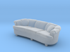 1:48 Curved Sofa 3d printed
