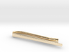 Tie Bar (tapered) 3d printed