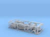1/600 Early Exocet/Seacat Fit Leander Kit 1 3d printed