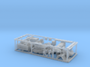 1/600 Early Exocet/Seacat Fit Leander Kit 2 3d printed