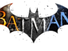 Batman Arkham Name Plate 3d printed *not actual product