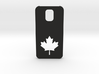 Samsung Galaxy S5 Case: Canada 3d printed