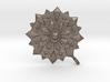 Dharmawheel 3d printed Buddhist Dharma Wheel  Stainless Steel