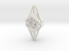 HEART TO HEART Abstractor, Pendant 3d printed