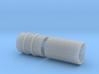 SET 2x Straßenbelag-Walze (Reihenverband - N 1:160 3d printed