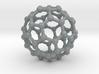 Buckyball C60 Molecule Model Medium (5cm) 3d printed