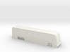 ho scale mci j4500 coach (solid) 3d printed